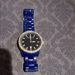 Michael Kors Navy Watch